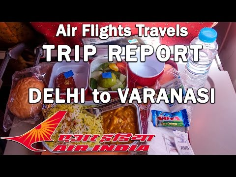 Trip Report : Air India | A321 | Delhi to Varanasi | AI 3431 / AI 433 | DEL-VNS