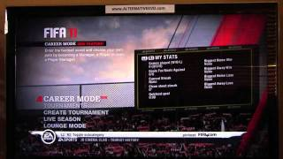 Fifa 11 PS3 Gameplay USA retail version MLS teams (1/2)