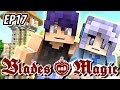De Salles of Koura City - Blades and Magic EP17 - Minecraft Roleplay