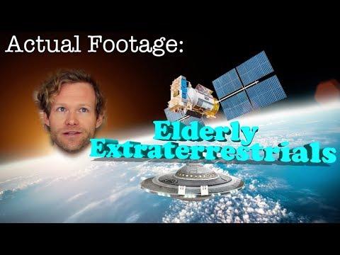 Elderly Extraterrestrials: An Ancient Aliens Parody -The Most Absurdist: with Kevin