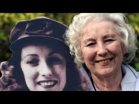 Dame Vera Lynn, still young spirited, turns 100 years old.