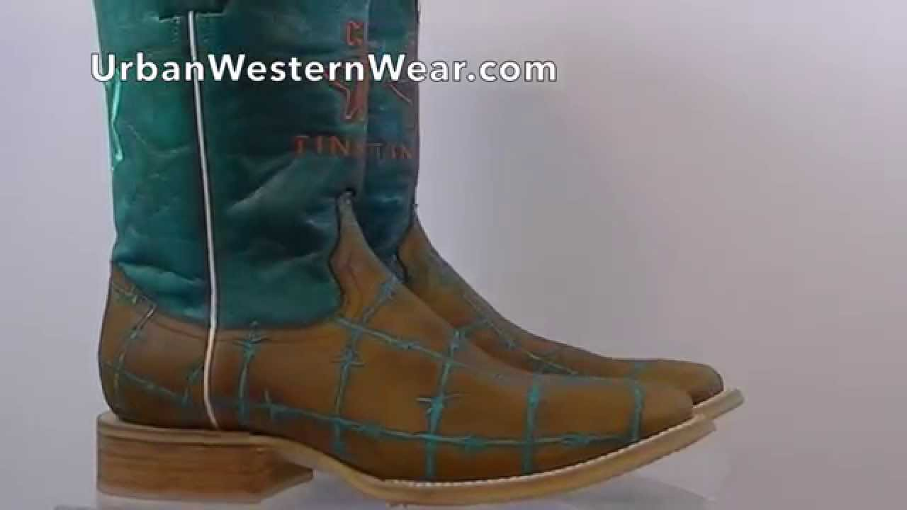 7c637e2ed34 Tin Haul Boots | Urban Western Wear