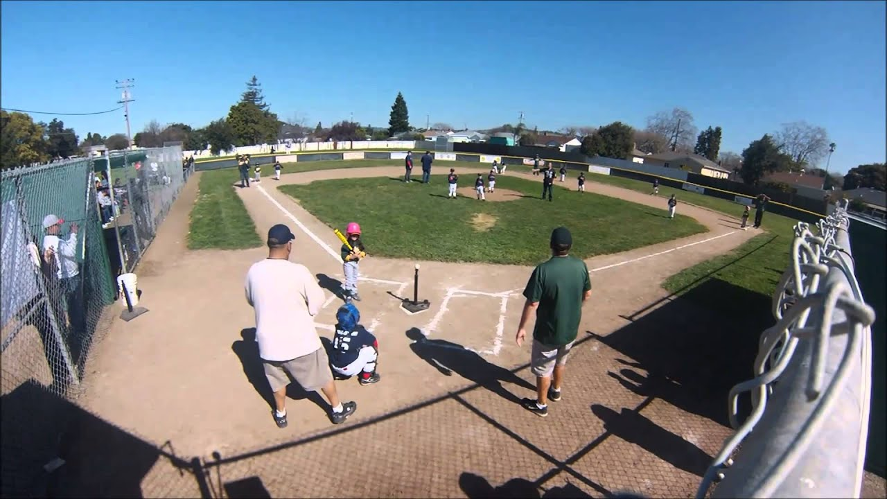 Gopro Baseball Game Youtube
