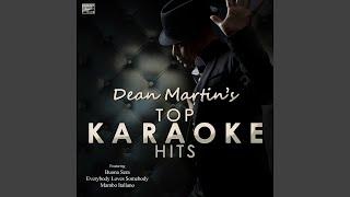Buona Sera (In the Style of Dean Martin) (Karaoke Version)