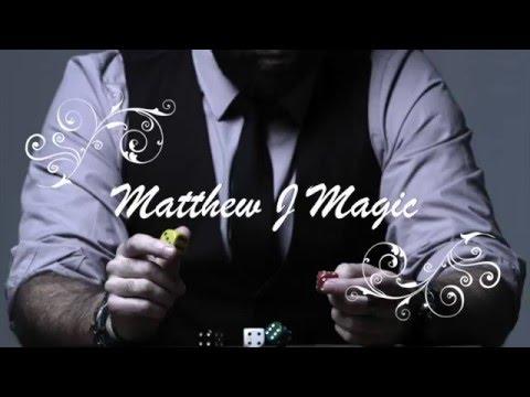 Matthew J Magic Promo 2016