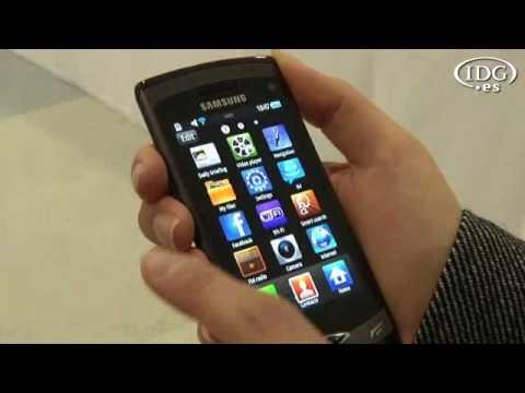 Wave S8500, teléfono Samsung con Bada