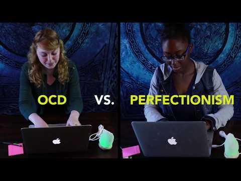 OCD Vs  Perfectionism