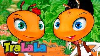 Jocul romanesc - Cantece pentru copii TraLaLa