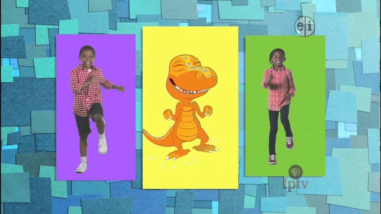 PBSkids Dancing - YouTube