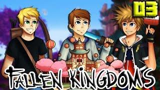 Fallen Kingdoms Japan #03 : UNE BATAILLE LÉGENDAIRE !