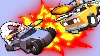 МАШИНКИ МОНСТРЫ CRASH OF CARS #2 Игровой мультик про машины для детей