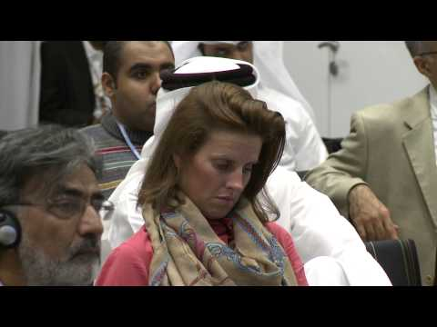 COP18:CMP8, Doha - Arab Business and Climate Change
