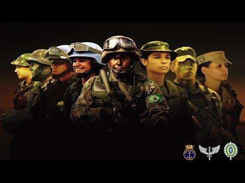As Forças Armadas do Brasil