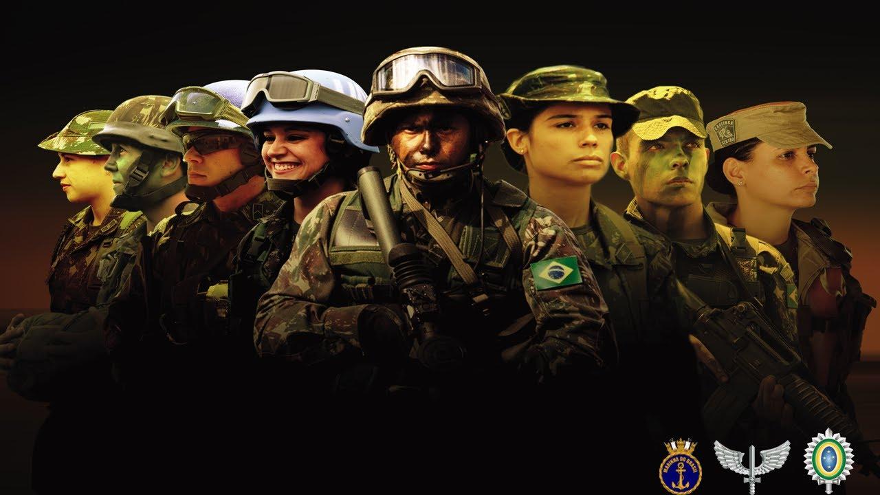 Resultado de imagem para forças armadas do brasil