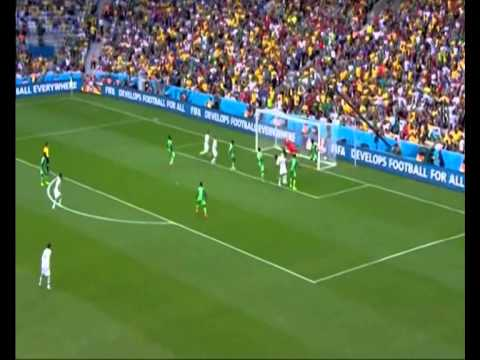 2014 World Cup Group F: Iran v Nigeria