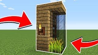 видео майнкрафт 2 как сделать дом