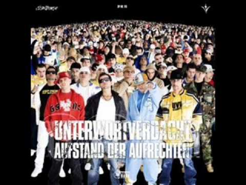 German Old School Rap // Unterwortverdacht - V.I.P.