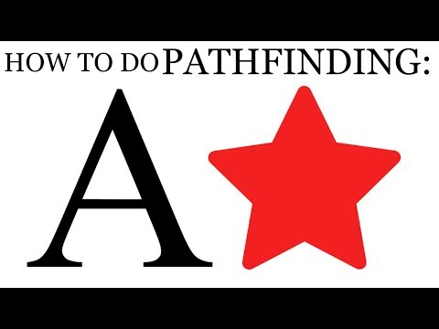 How to Do PATHFINDING: A* Algorithm (The Thing That Most Games Actually Use)