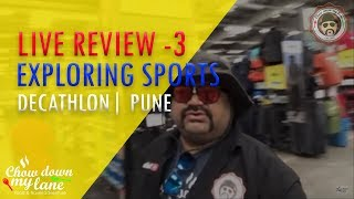 Live from Decathlon Pune, exploring sports