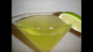 Kamikaze Cocktail Video Drink Recipe