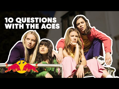 10 Questions with The Aces I Red Bull Music