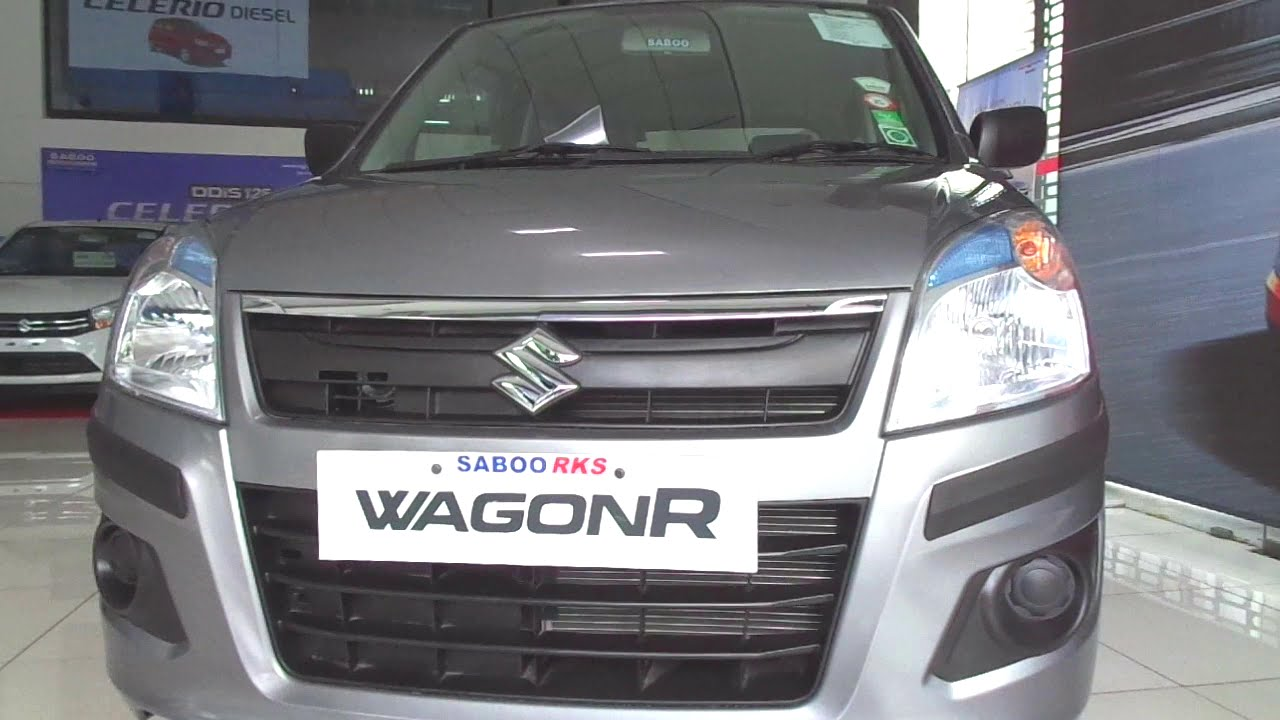Cars Dinos Maruti Suzuki Wagon R 2014 2015 Walkaround Review Price