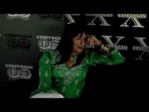 Anjelica Huston - CineVegas Film Festival Interview