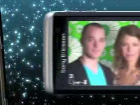 Sony Ericsson Demo Tour C702