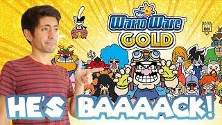 Wario Ware GOLD! (3DS) WAHAHAHA! Come hangout!