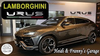 LAMBORGHINI URUS! Interior look!  (Special Release Party!)