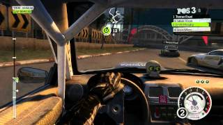Last Man Standing Dirt 2 Gameplay [First Person][PC][HD]