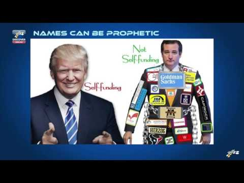 The Donald Trump Prophecy - End Time Presidential Election 2016