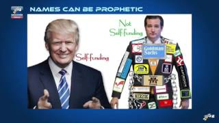 The Donald Trump Prophecy | End-Time President Predicted