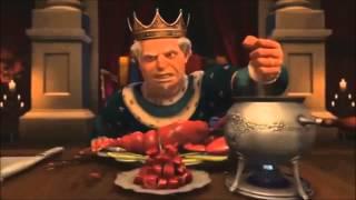 Shrek 2 - Family Dinner