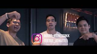 Boost Fitness Gym Tour! - Hero Athletes Feat. Keen