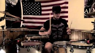 """Do The John Wall"" - Troop 41 - Drum Cover"
