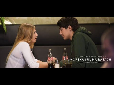 Nela Kailová a Tereza Drábková - Mořská sůl na řasách (originál song)