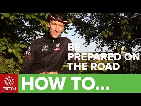 How To Repair Your Bicycle On The Roadside