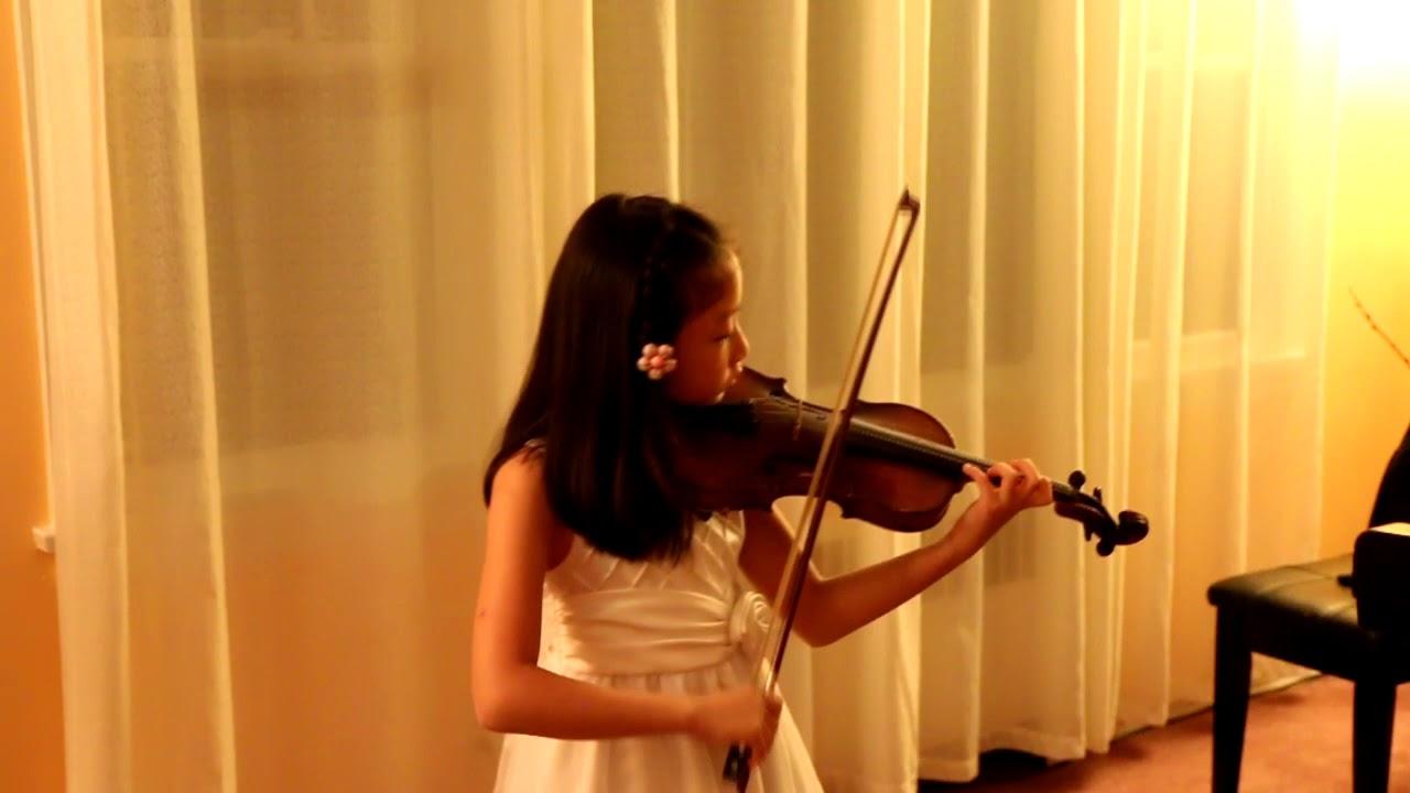 Khachaturian Concerto, 2 mov - Jessica Jeon