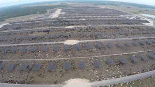 Grassdale Feedlot aerial view