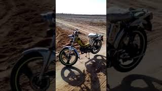 Test moteur polini 103