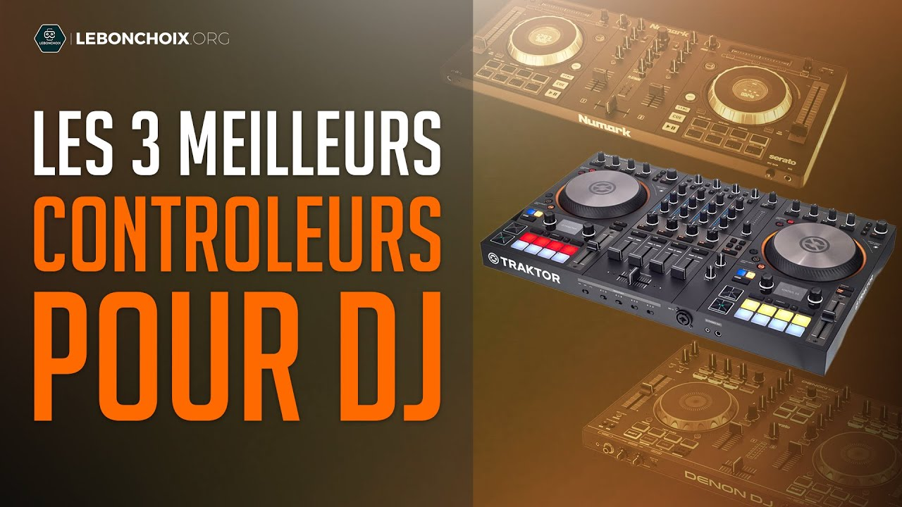 ? TOP 3 : MEILLEUR CONTROLEUR DJ 2020❓( COMPARATIF & TEST )
