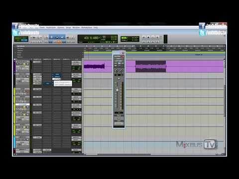 3D Positioning Mix Trick – Position elements in the room front-back-sides with stock plugins