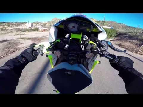 Tony Carbajal Motorcycle Stunt Performer