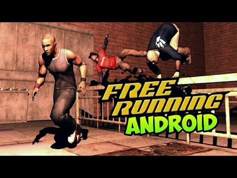 Best Parkour Game For Android (Free Running) - 동영상