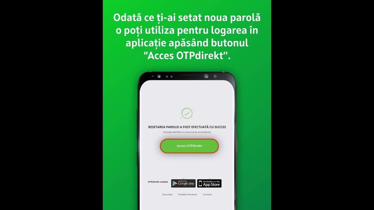 aplicație nouă de conectare