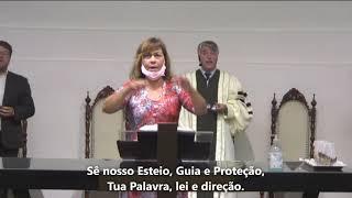 Culto Vespertino   18/Out/2020