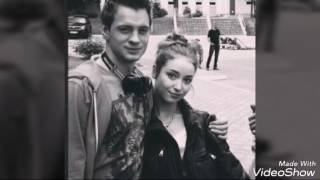 Егор и Марина из сериала