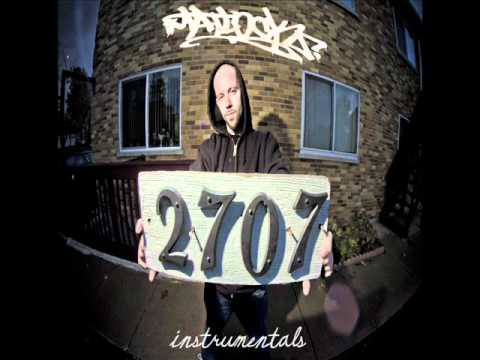 "MATLOCK- ""2707"" instrumental (produced by DJ Monky)"