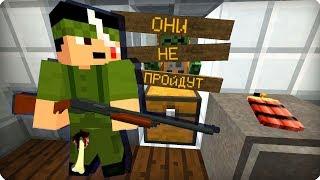 Он держался как мог! [ЧАСТЬ 58] Зомби апокалипсис в майнкрафт! - (Minecraft - Сериал)